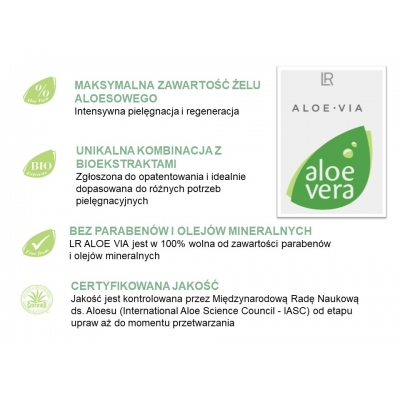 LR Aloe Vera Emergency Spray Aloe Via 400ml